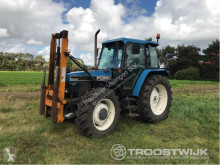 Tracteur agricole occasion New Holland 6640