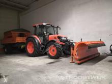 Kubota M8560 CAB tracteur agricole occasion