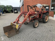 Case IH farm tractor used
