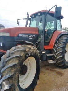 New Holland g170 tracteur agricole occasion