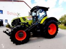 Landbrugstraktor Claas Axion 830 CMatic, Bj. 2015, GPS S10 möglich brugt
