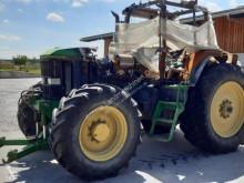 Tractor agrícola John Deere 7600, Power Quad, Brandschaden usado