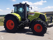 Tracteur agricole occasion Claas Axion 820 cmatic
