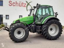 Tracteur agricole Deutz-Fahr Agrotron 6.45 tt, FH, FZW, gefederte VA occasion