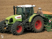 Tractor agrícola Claas Ares 836 RZ + Mailleux MX T15 Frontlader usado