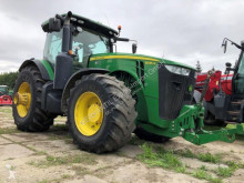 Tractor agrícola John Deere 8335R PowrShift usado