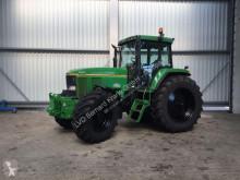 Tractor agrícola John Deere 7600 usado