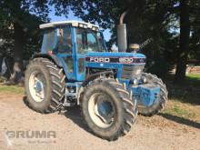 Tracteur agricole Ford 8630