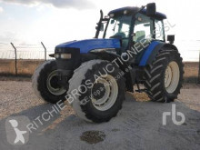 Tracteur agricole New Holland TM155 occasion