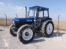 Tracteur agricole New Holland 6640