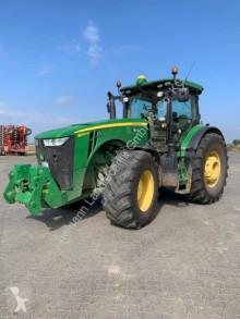 John Deere 8370R használt mezőgazdasági traktor