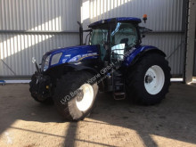 Tractor agrícola New Holland T 7.220 Auto Command usado
