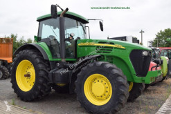 Tractor agrícola John Deere 7820 usado