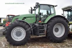 Tractor agrícola Fendt 922 Vario usado