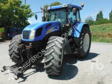 Tracteur agricole New Holland TVT195 occasion