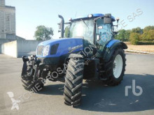 Tracteur agricole New Holland T6.165 occasion