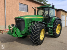 Tractor agrícola usado John Deere 8420 ILS Powr Shift, Zwillingsräder
