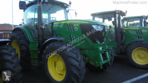 Tracteur agricole John Deere 6140r occasion