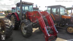 Tractor agrícola usado Massey Ferguson 6255