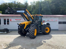 JCB Fastrac 4220 4 WS mit Frontlader Quicke tracteur agricole occasion