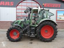 Fendt 714 Vario SCR Profi farm tractor used