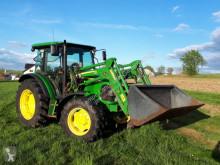 John Deere 5070M mit JD 533 Frontlader farm tractor б/у