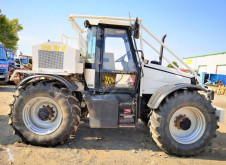 Tracteur forestier occasion JCB FASTRAC TREUIL 6T