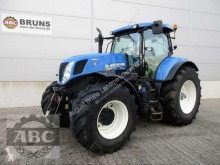 Tractor agrícola New Holland T7.250 AUTOCOMMAND usado