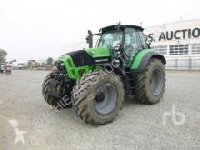 Tracteur agricole Deutz-Fahr AGROTRON 7250 T