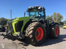Claas Xerion 5000 Trac VC farm tractor used