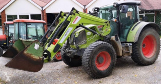 Tractor agricol Claas Arion 440 + Frontlader second-hand