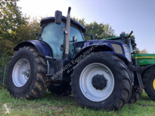 New Holland T 7.270 farm tractor б/у