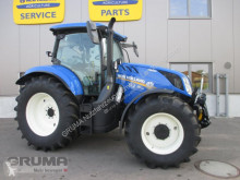 Tracteur agricole New Holland T 6.145 DC