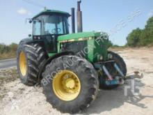 Tracteur agricole occasion John Deere 4255