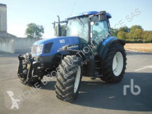 Tracteur agricole occasion New Holland TS125A