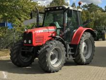 Tractor agrícola Massey Ferguson 5455 Dyna-4 usado