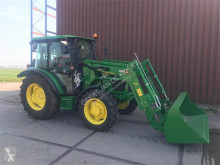 Tracteur agricole occasion John Deere 5 075E TRACTOR