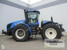 Landbouwtractor New Holland tweedehands