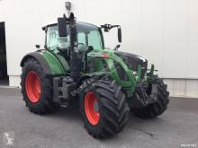 Tractor agrícola Fendt 724 Profi Plus usado