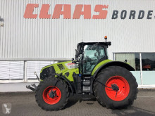 Tracteur agricole Claas AXION 870 CMATIC