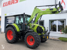 Tracteur agricole Claas Arion 550 Cmatic, FKH, FZW, FL, GPS Ready