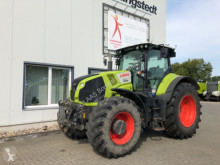 Tracteur agricole Claas AXION 850 CMATIC