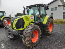 Tracteur agricole Claas ARION 650 CMATIC CEBIS