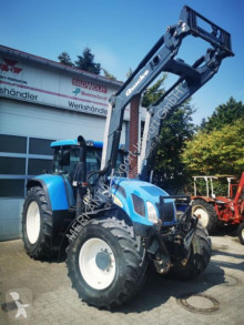 Tracteur agricole New Holland TVT 145 occasion