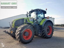 Tracteur agricole Claas Axion 930