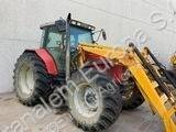 Tracteur agricole Massey Ferguson MF 6600 6265