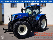 New Holland T7.220AC farm tractor used