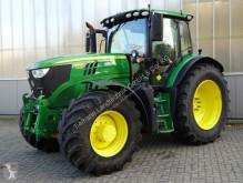 Tractor agrícola John Deere 6155R usado