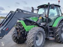 Mezőgazdasági traktor Deutz-Fahr 6160 p agrotron használt