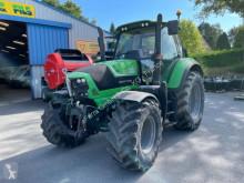 Tractor agrícola Deutz-Fahr 6150 tracteur agricole agrotron deutz-fahr usado